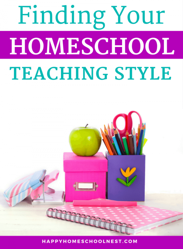 Free Printable Finding Your Homeschool Teaching Style Worksheets