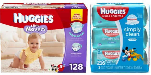 Target: Get a free $25 gift card with a $100 baby purchase = Great savings on diapers & wipes!