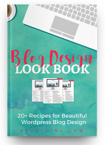 Free Blog Design Look Book