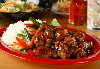 Pei Wei: Buy One Entree, Get One Free