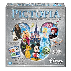 Target: Disney Pictopia Picture Trivia only $8.99!