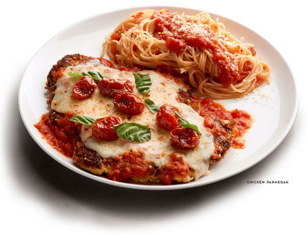 Macaroni Grill: Buy One, Get One Free Chicken Parmesan!
