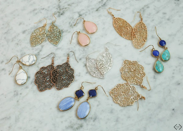 Cents of Style: Get two pairs of earrings for just $7 each, shipped!