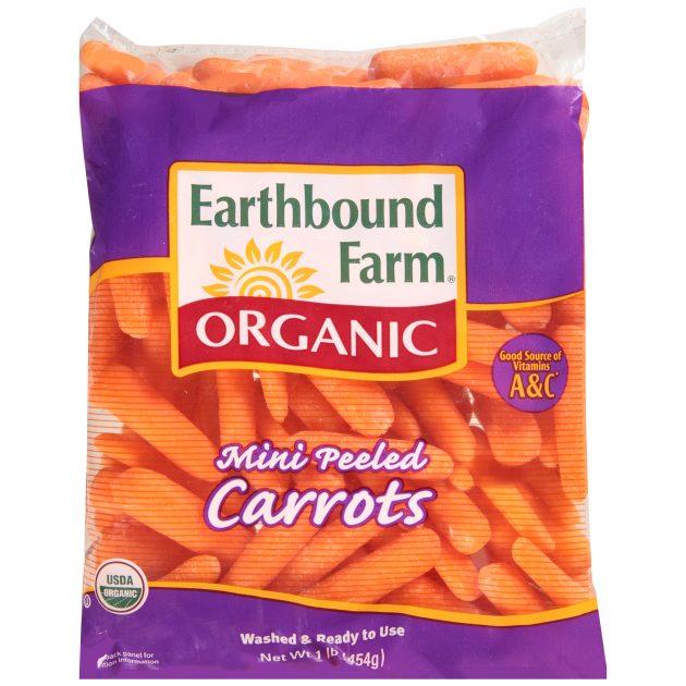 Walmart: Free Earthbound Farm Carrots!