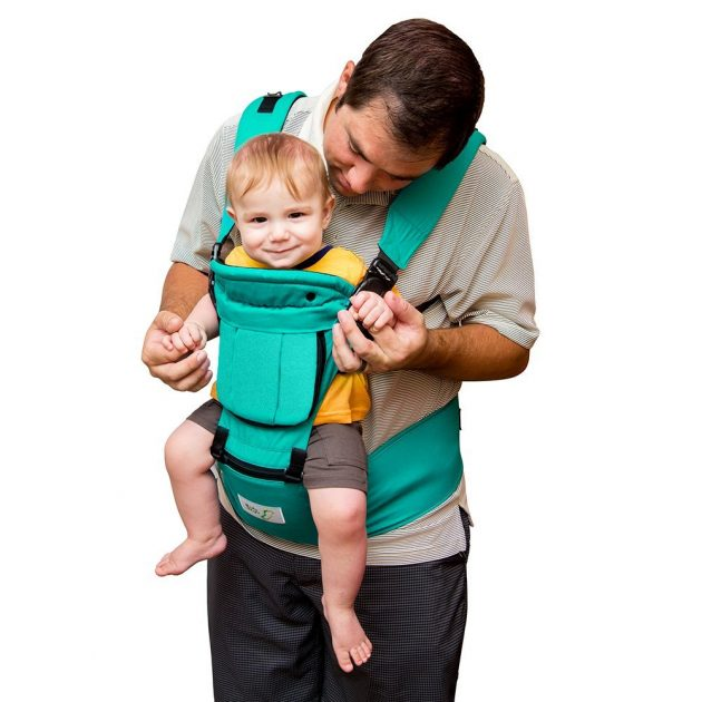 Amazon.com: BabySteps Ergonomic Baby Carrier with Hip Seat just $29.99 shipped!