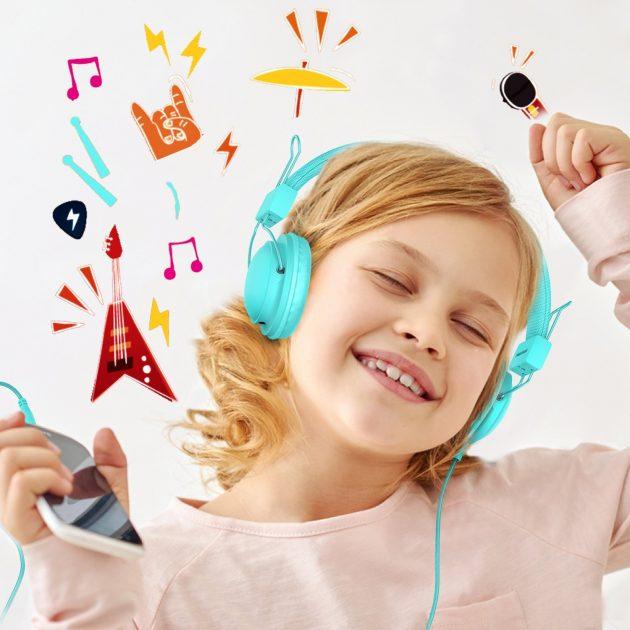 Amazon.com: AILIHEN Kids Headphones just $11.99!