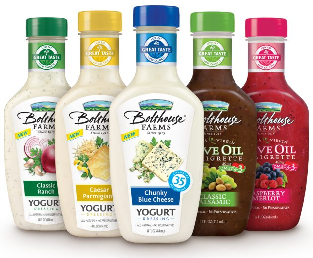 Target: Bolthouse Farms Salad Dressing just $0.75!