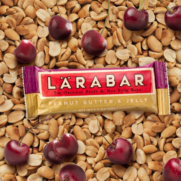 Get Larabars as low as $0.58 each, shipped!