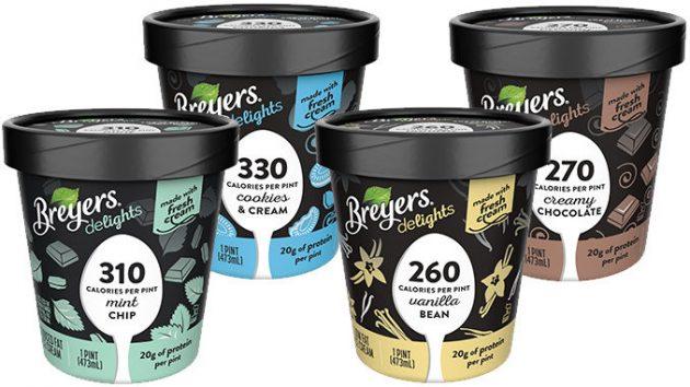 Buy One, Get One Free Breyers Delight Ice Cream Pints