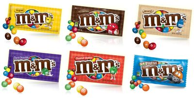 Kroger Free Friday Download: M&M's Chocolate Candies