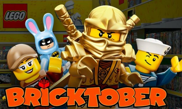 Toys R Us: Free Bricktober Lego Events