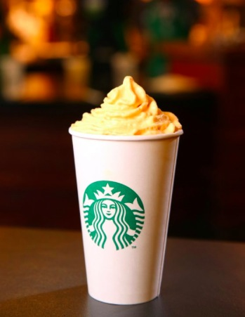 Starbucks: Free Pumpkin Spice Whipped Cream with every Pumpkin Spice Latte!