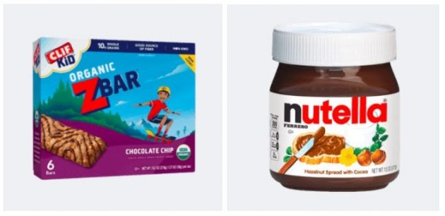 Ibotta: Save on Kraft, Clif, Nutella, Campbell's, plus more!