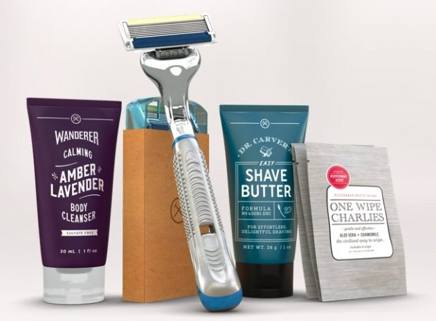 Get a Dollar Shave Club Starter Set for just $5 shipped!
