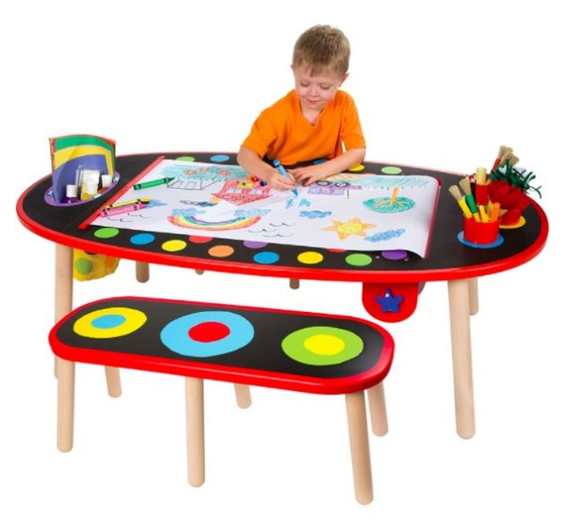 *HOT* Get an ALEX Toys Super Art Table with Paper Roll for just $87.99 shipped!