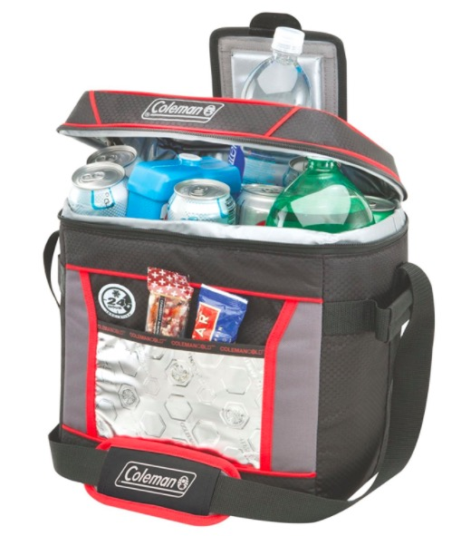 Amazon.com: Coleman 24-Hour 30-Can Cooler for just $14.20!