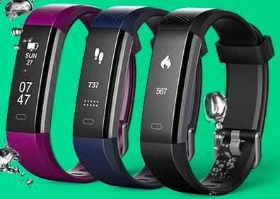 Amazon.com: Fitness Tracker only $17.99 shipped!