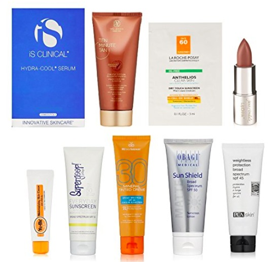 Amazon.com: Free Luxury Sun Care Sample Box After Credit {Prime Members}