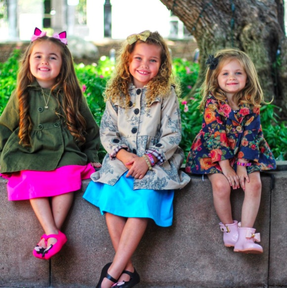 Get Girls Peacoats for just $19.99!