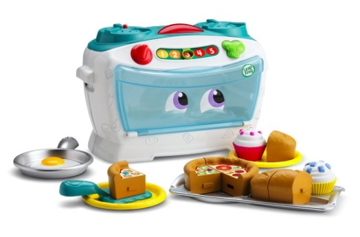Amazon.com: LeapFrog Number Lovin' Oven just $13.19!