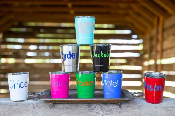 Get a Personalized Kids Mini Tumbler for only $12.99!