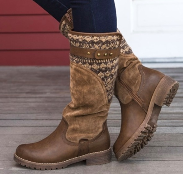 Get Muk Luks Kelsey Boots for just  52.99 (reg.  106!) - Money ... 420db9a53f4c
