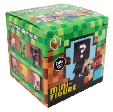 Target: Minecraft Mini-Figure Singles just $2.62!
