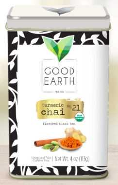 Free sample of Good Earth Chai Tea