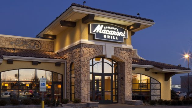 Macaroni Grill: $20 off $40 or more online order coupon