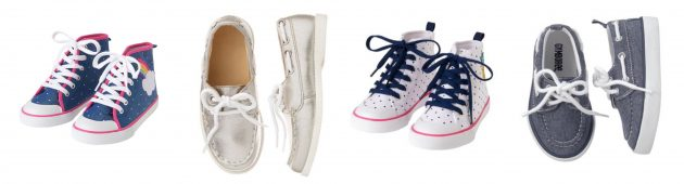 Gymboree: Get kids shoes for just $7 + free shipping!