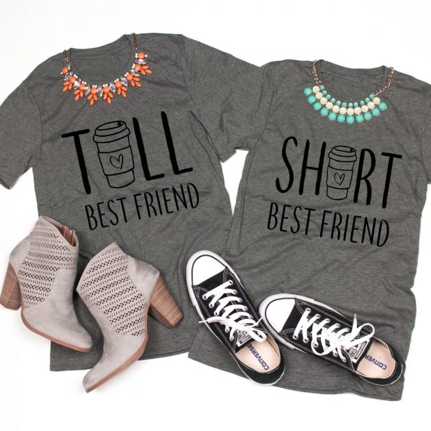 Get Best Friend Gift Set T-Shirts for just $22.99!