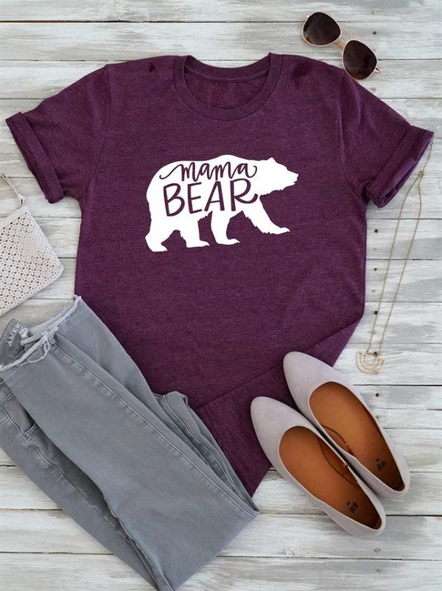 Get a Mama Bear Tee for only $12.99!
