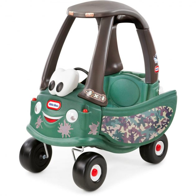 Walmart.com: Little Tikes Cozy Coupe Off-Roader Ride-On only $48.50 shipped!