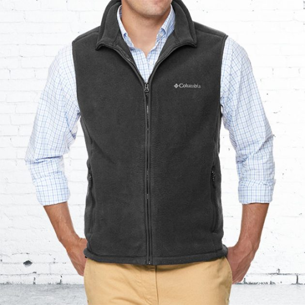 Get a Mens Columbia Fleece Vest for just $28.99!