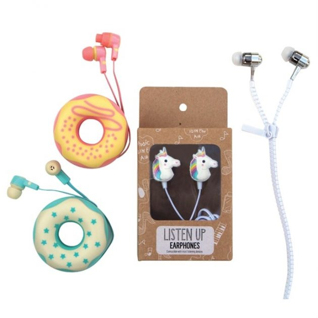 Get Fun & Stylish Earbuds for just $7.99!