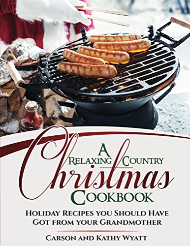 Free eBooks: Holiday Baking, A Relaxing Country Christmas Cookbook, Quilting 101 Basics, plus more!