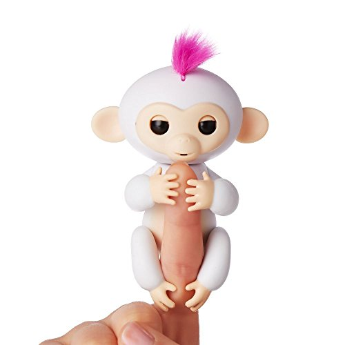 *SUPER HOT* Fingerlings Interactive Baby Monkey only $14.99!