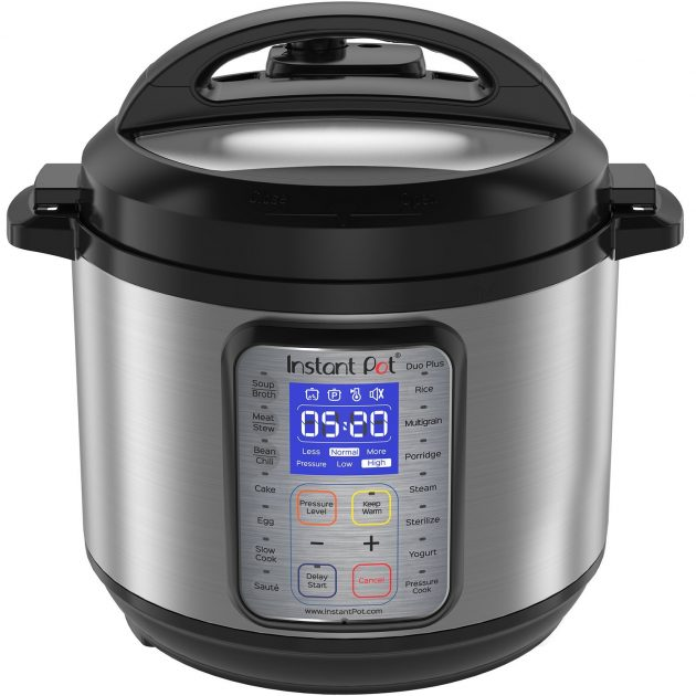 Amazon.com: Instant Pot 9-in-1 Programmable Pressure Cooker only $74.95 shipped!