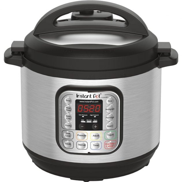 *HOT* Amazon.com: Instant Pot 8-Quart 7-in-1 Programmable Pressure Cooker just $81.99 shipped!