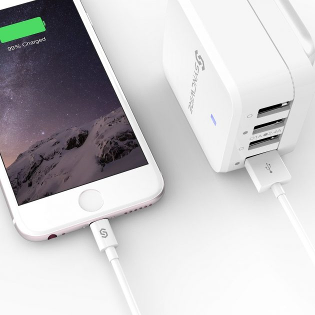 Amazon.com: iPhone Charger Syncwire Lightning Cable only $5.99!