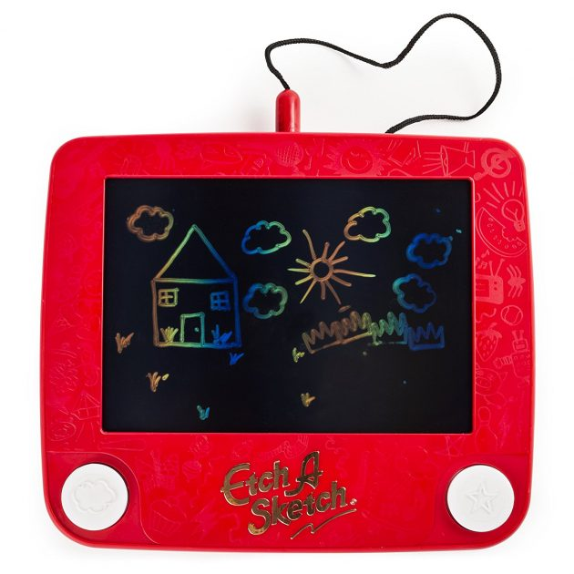 Amazon.com: Etch A Sketch Freestyle Toy just $14.99!