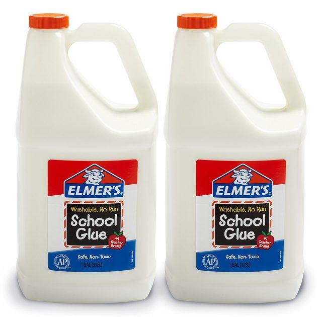 Amazon.com: Elmer's Liquid School Glue, 1 Gallon (2 Count) just $16.78!