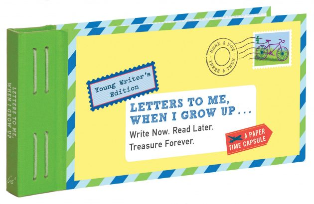 Amazon.com: Letters to Me, When I Grow Up Book just $8.97!