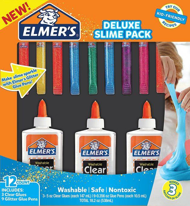 Amazon.com: Elmer's Glue Deluxe Slime Starter Kit just $7.99!