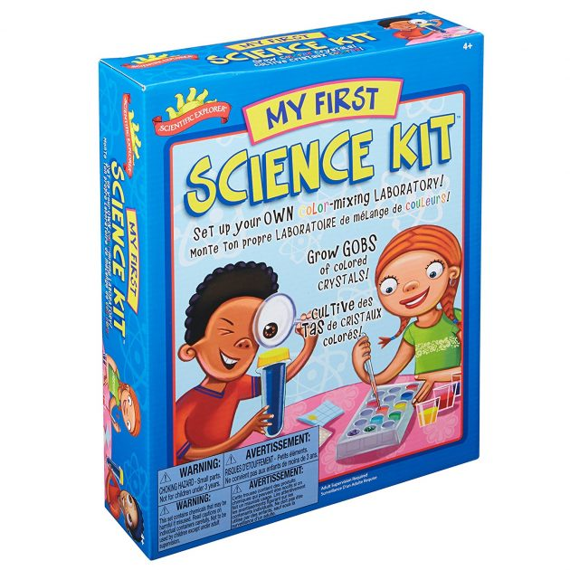 Amazon.com: Scientific Explorer My First Science Kit just $8.42!
