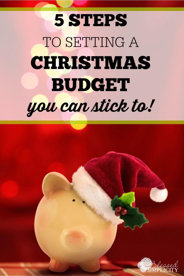 free printable christmas budget worksheets money saving mom