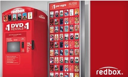Redbox: Get a one-night DVD rental for just $0.15!
