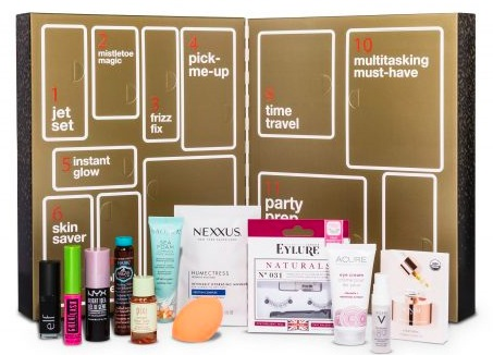Target: 12 Days of Beauty Advent Calendar just $15 shipped!