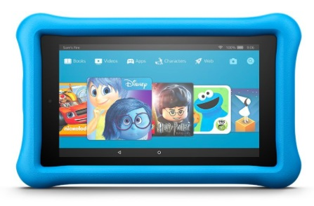 Amazon.com: All-New Fire 7 Kids Edition Tablet with Kid-Proof Case only $69.99 shipped!
