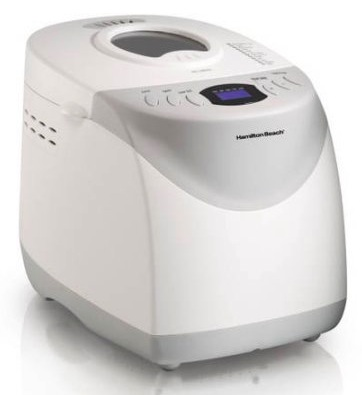 Walmart.com: Hamilton Beach HomeBaker 2 Pound Automatic Breadmaker just $39.97 shipped!